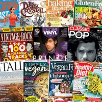 Christmas offers on all magazines