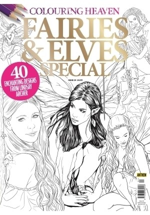 Issue 24: Fairies & Elves Special