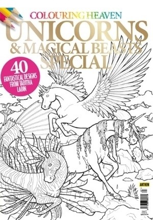 Issue 27: Unicorns & Magical Beasts Special
