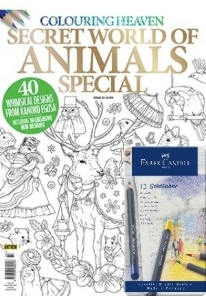 Colouring Heaven Issue 33 Gift Set
