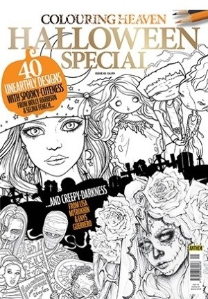 Issue 41: Halloween Special